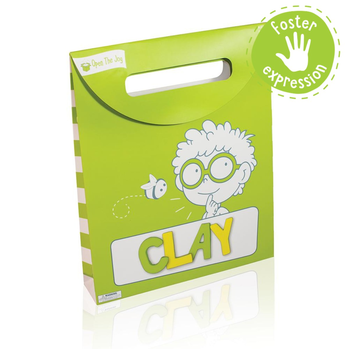 Clay Activity Bag: Foster Expression