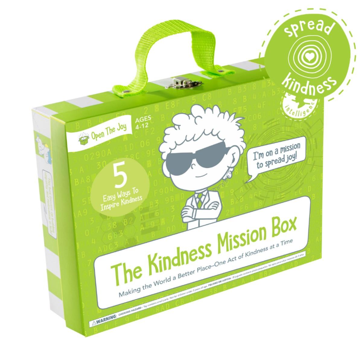 The Kindness Missions Box