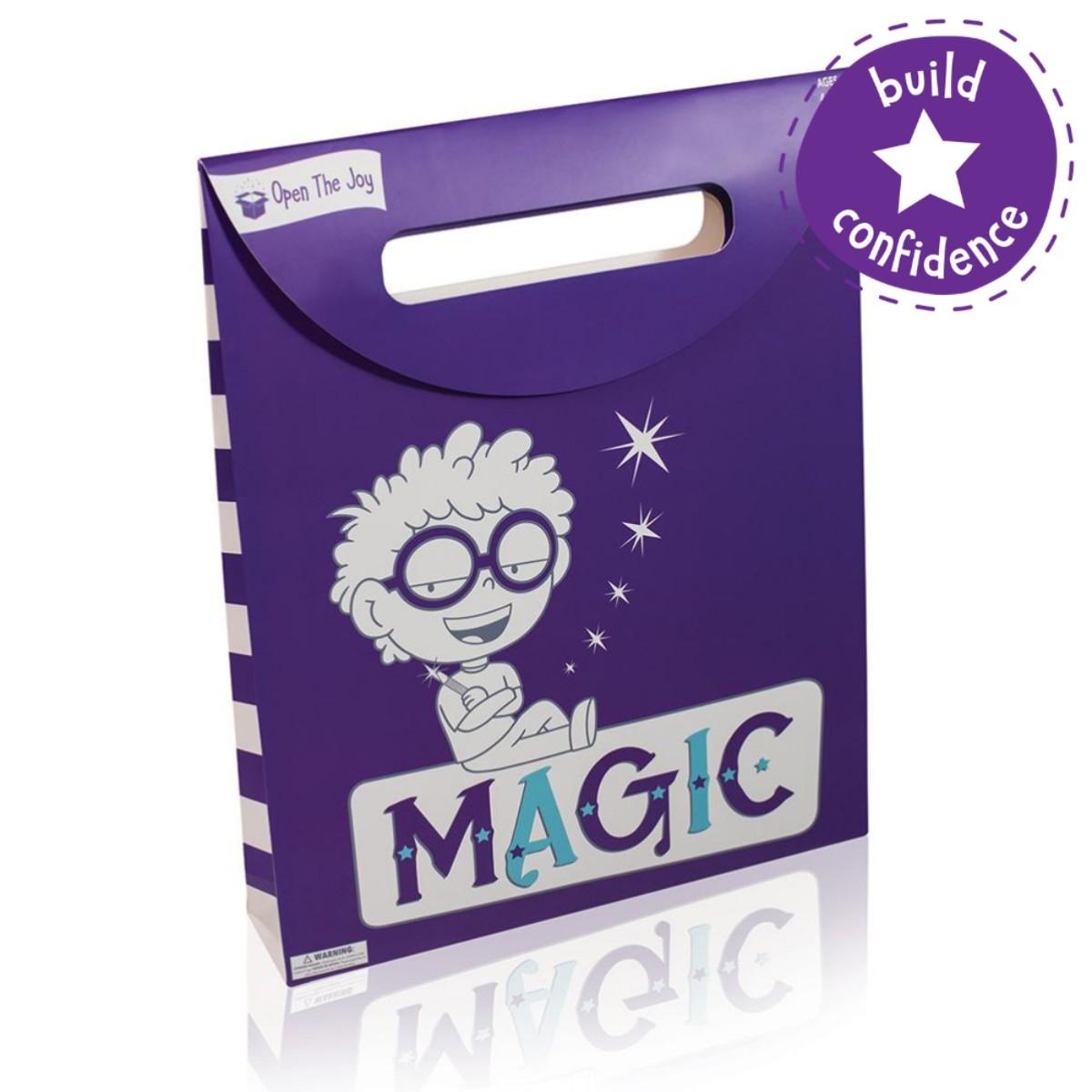 Magic Activity Bag: Build Confidence