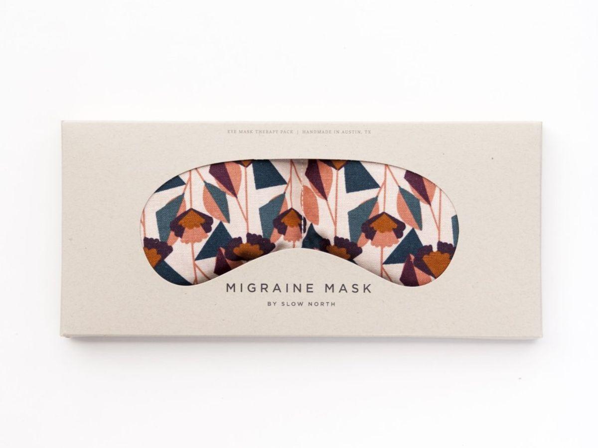 Migraine Eye Mask Pack – Blush Florence