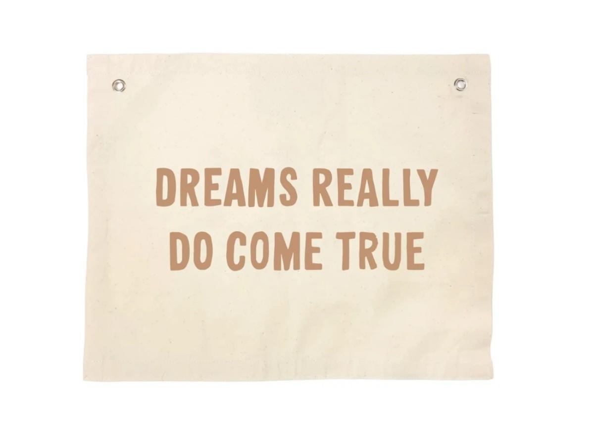 Dreams Really Do Come True Banner