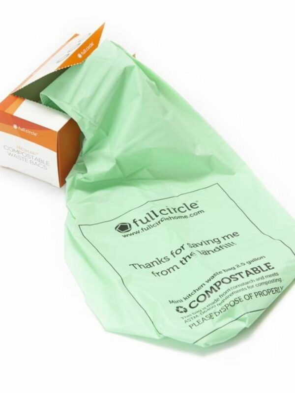 Fresh Air Compost Trash Bags (25 Pack) - Unscented