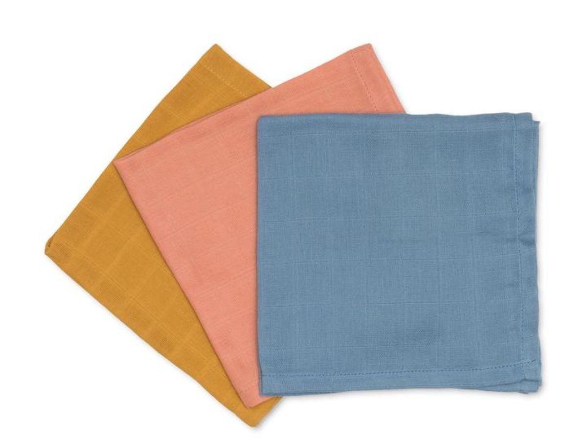Kind Plant-Dyed Dish Cloths (3 Pack)