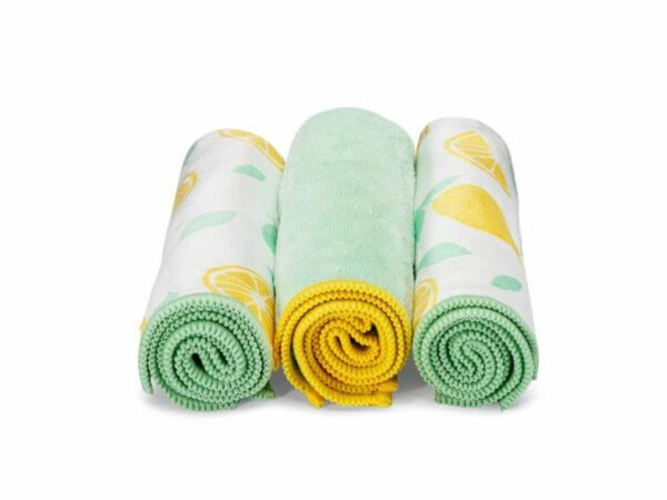 Renew Recycled Microfiber Cleaning Cloths (3 Pack)