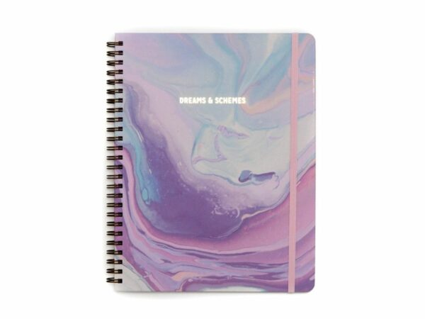 Dreams & Schemes Writing Journal
