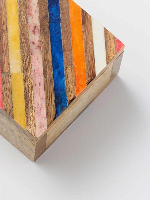 Banka Mundi Wooden Keepsake Box