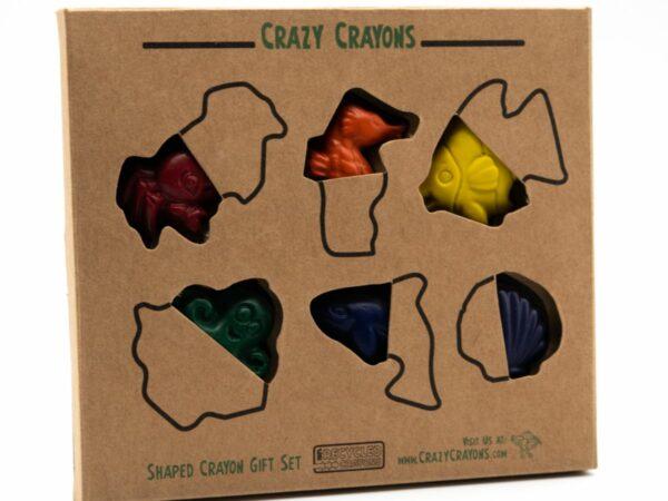 Recycled Ocean Crayon Set