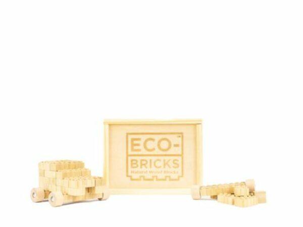 Bamboo Building Eco-Bricks - 24 Piece