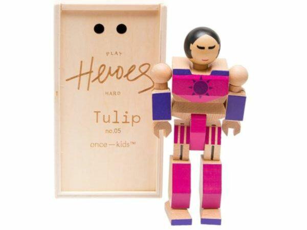 Playhard Super Heroes - Tulip