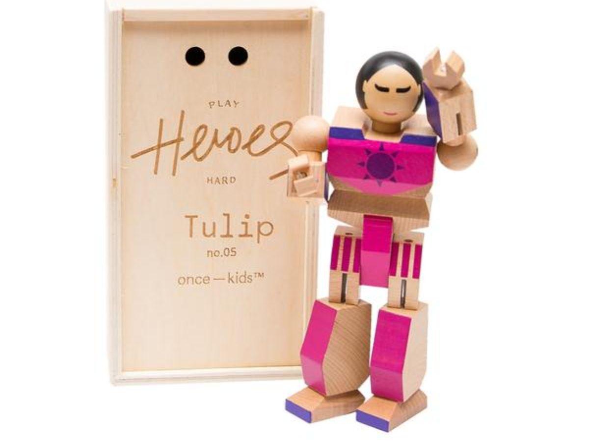 Playhard Heroes – Tulip