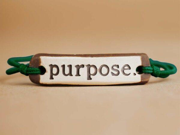 Purpose Original Ceramic Bracelet