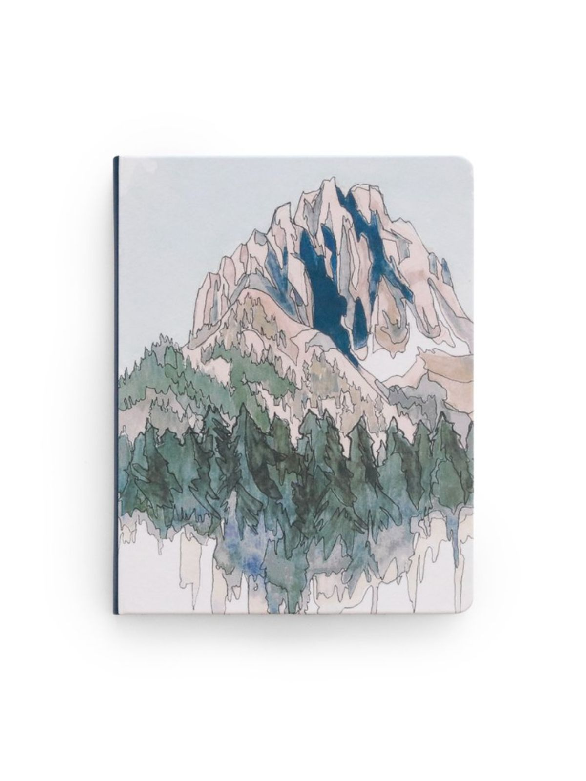 Drawing Mountains Hardcover Sketchbook