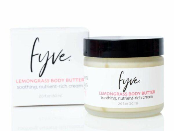 Lemongrass Body Butter Cream