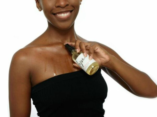Moisturizing Vanilla Lavender Body Oil