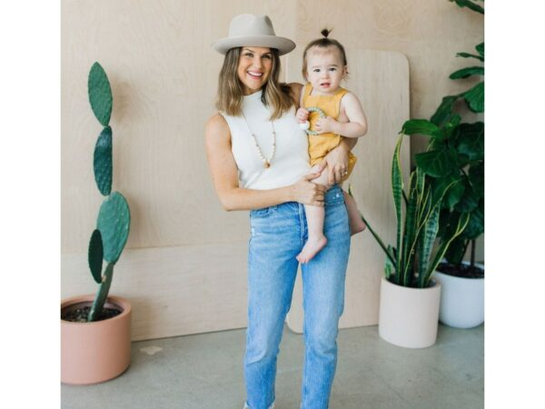 The Collins Teething Necklace