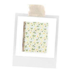 The Orchid Handmade Notebook makes the perfect ethical back to school teacher gift
