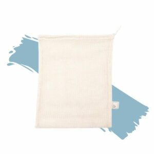 The Market Bags' Large Organic Cotton Mesh Produce Bag. Eco-friendly gift.