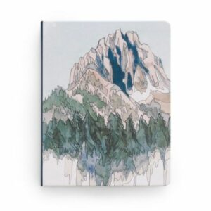 Denik's Drawing Mountains Hardcover Sketchbook. Ethical Shopping.