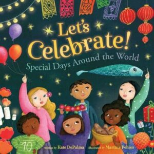 Barefoot Book's Let's Celebrate book!