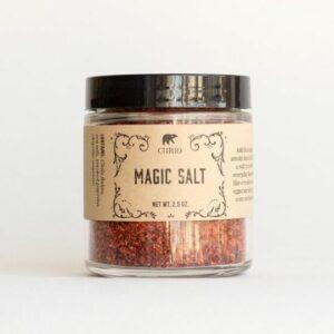 Curio Spice's Magic Salt Spice Jar. Ethical Shopping.