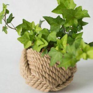 Freeleaf's Unbound Woven Planter