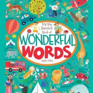 Barefoot Books' Wonderful Words book