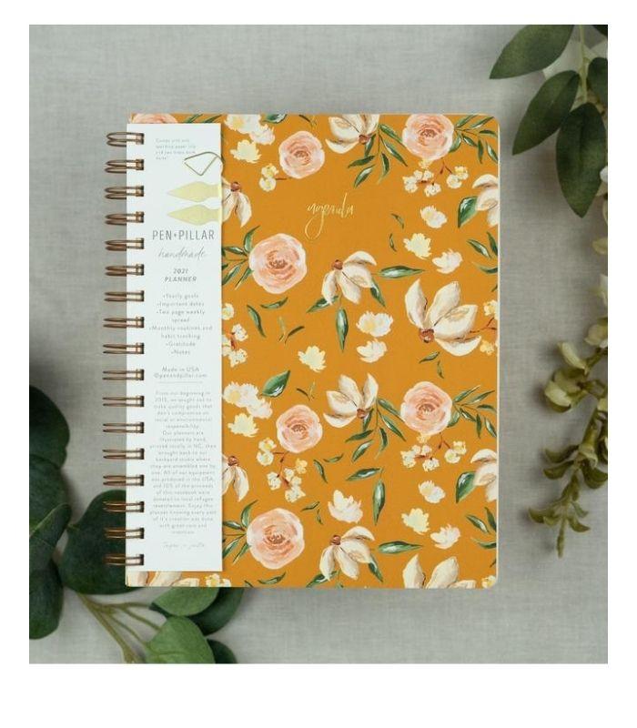 Custom notebook from Pen+Pillar